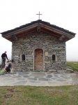 Chapelle sortie Valloire.
